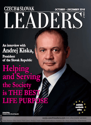 Interview Czech & Slovak Leaders