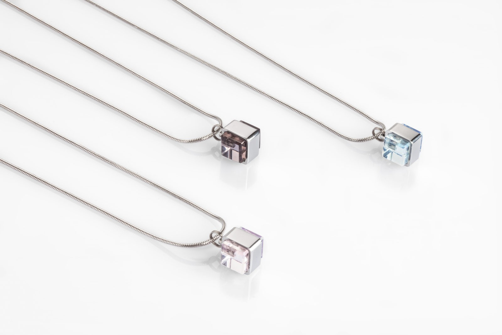 CUBE small / pendants
