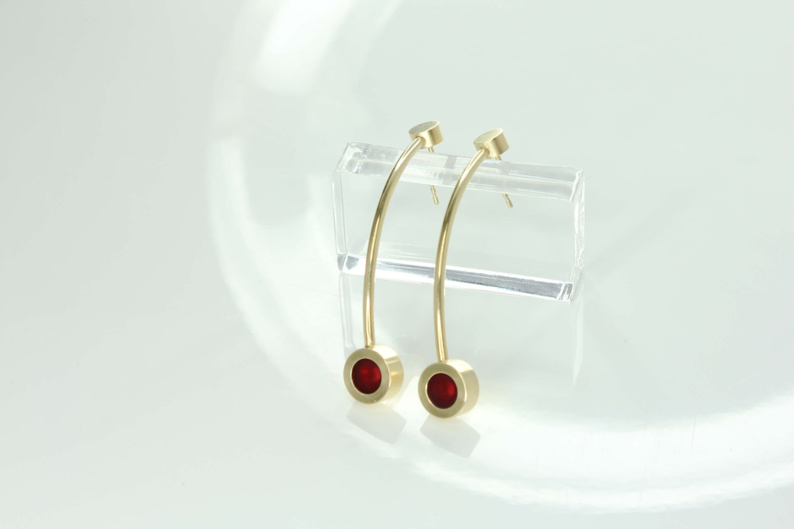 Kyō earrings