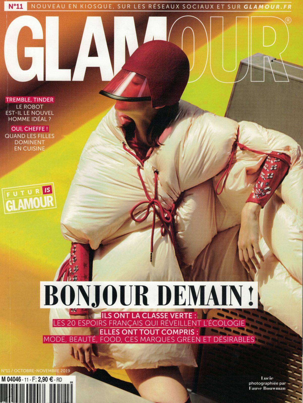 GLAMOUR No1 Octobre/Novembre 2019